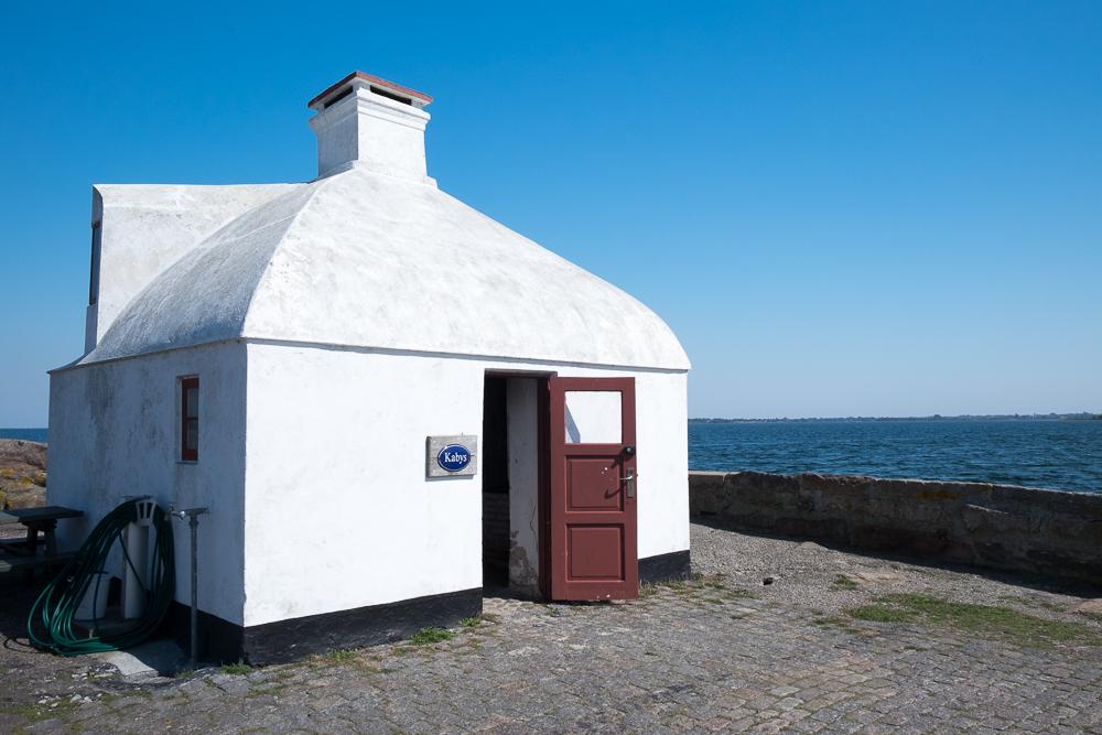 Insel Ærø - Das Kochhaus im Hafen von Ærøskøbing