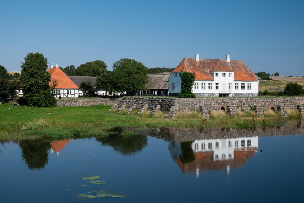 Insel Ærø - Der Gutshof von Søbygaard