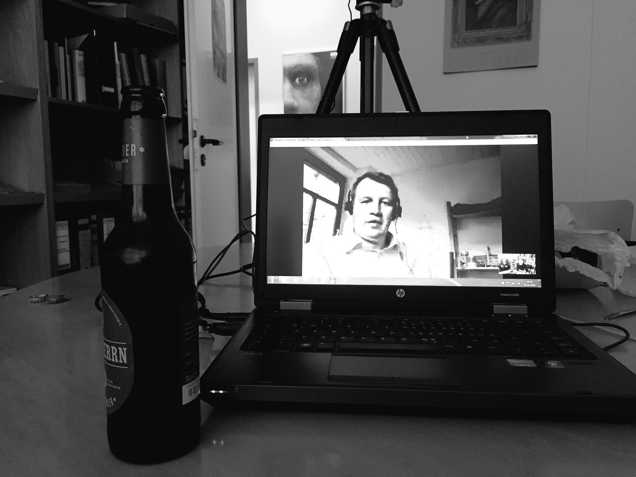 Archäologie digital - Kai-Christian Bruhn ist virtuell in Bild und vor allem Ton dabei